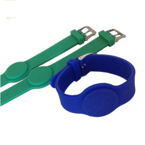 Open Silicone Bracelet